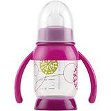 Бутылочка с ручками 120мл B.BOTTLE+HANDLES T, Beaba, в ассорт.