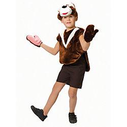 """Карнавальный костюм для мальчика """"Медвежонок"""", Вестифика"""