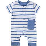 BELLYBUTTON Baby Strampler für Jungen, organic Cotton