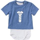 BELLYBUTTON Baby T-Shirt Body für Jungen