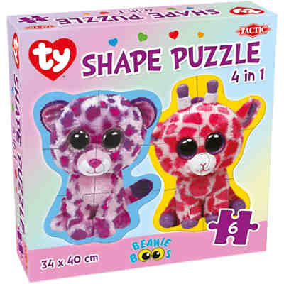 Ty Beanie Boos - 4in1 Puzzle