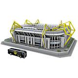 3D Stadion-Puzzle Signal Iduna Park Dortmund 144 Teile