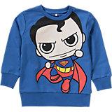 SUPERMAN Sweatshirt für Jungen