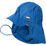 Schirmmütze mit Nackenschutz für Jungen UV-Schutz