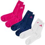 3er Pack Socken für Mädchen