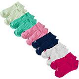 6er Pack Socken für Mädchen