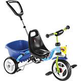 Dreirad CAT 1S blau/kiwi
