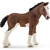 Schleich Pferde: 13810 Clydesdale Fohlen