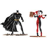 Schleich Comics: 22514 Scenery Pack BATMAN vs. HARLEY QUINN
