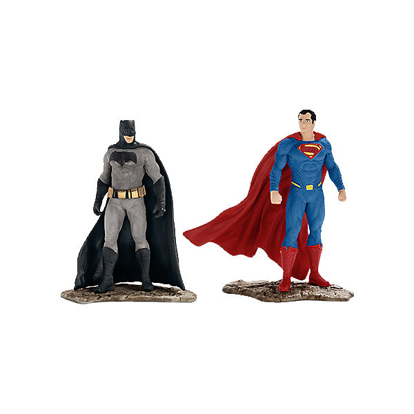 Schleich 22529 Justice League: Scenery Pack Batman v Superman