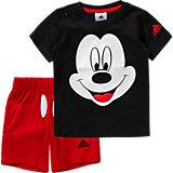 Baby Set Mickey Mouse: T-Shirt + Shorts