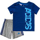 Baby Set: T-Shirt + Shorts für Jungen