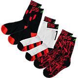 Socken Messi 3er-Pack für Jungen