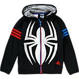 Sweatjacke Spiderman für Jungen