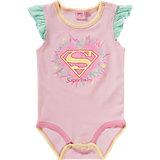 SUPERMAN Body für Mädchen