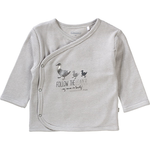 Baby Wickelshirt, organic Cotton