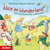 Alice im Wunderland, Audio-CD