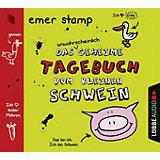 Das unwahrscheinlich geheime Tagebuch vom kleinen Schwein, Audio-CD