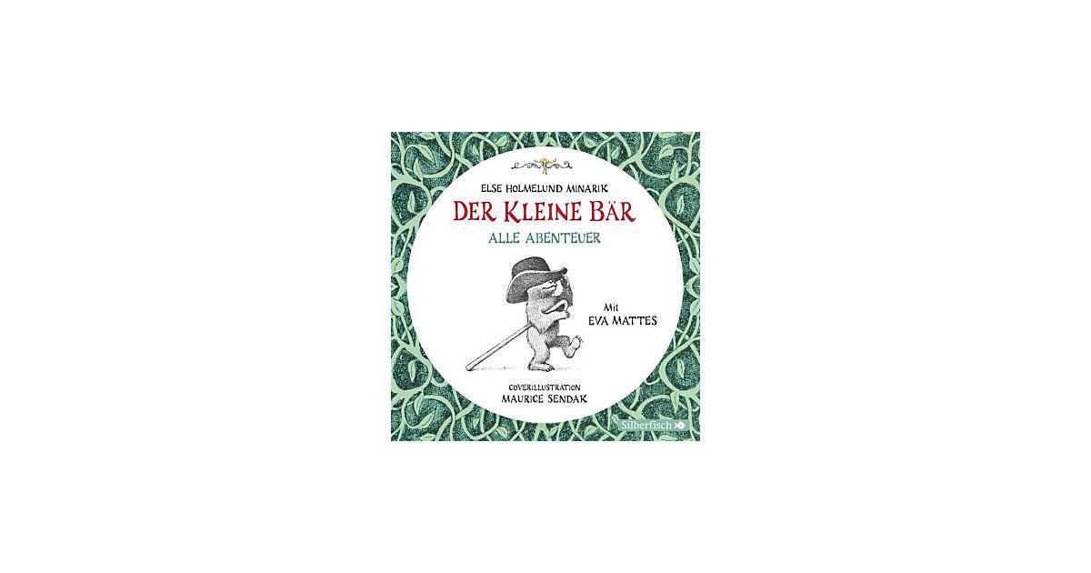 Der Kleine Bär - Alle Abenteuer, 1 Audio-CD Hörbuch