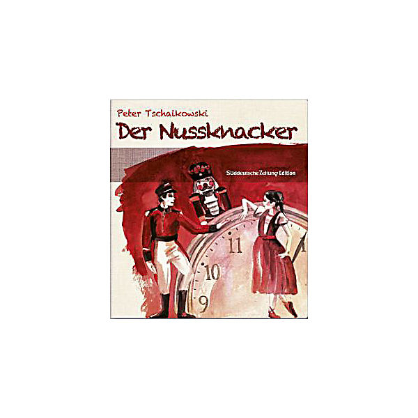 Der Nussknacker, 1 Audio-CD