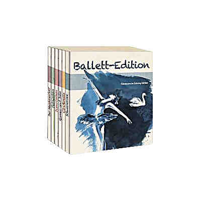 Die Ballett-Edtion, 6 Audio-CDs