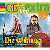 Die Wikinger - Das wilde Leben der Nordmänner, 1 Audio-CD