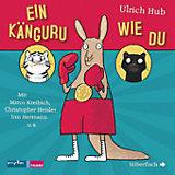 Ein Känguru wie du, 1 Audio-CD