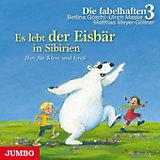 Es lebt der Eisbär in Sibirien, Audio-CD
