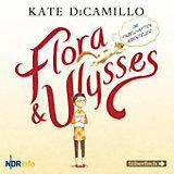 Flora und Ulysses - Die fabelhaften Abenteuer, 1 Audio-CD