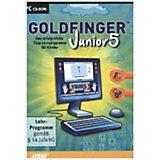 Goldfinger Junior 5, CD-ROM