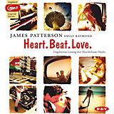 Heart. Beat. Love., 1 MP3-CD