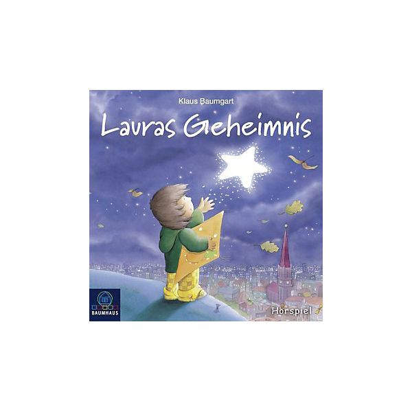 Lauras Geheimnis, Audio-CD