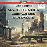 Maze Runner: Die Auserwählten - In der Brandwüste, 2 MP3-CDs