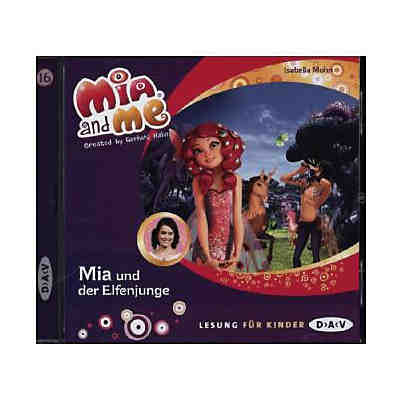 Mia and me: Mia und der Elfenjunge, 1 Audio-CD