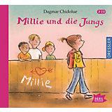 Millie und die Jungs, 2 Audio-CDs