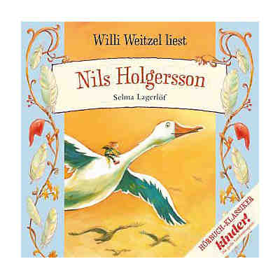 Nils Holgersson, 1 Audio-CD