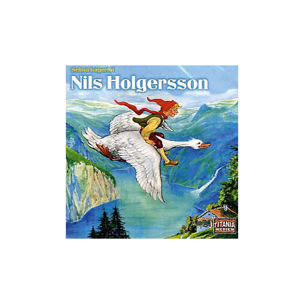 Nils Holgersson, Audio-CD