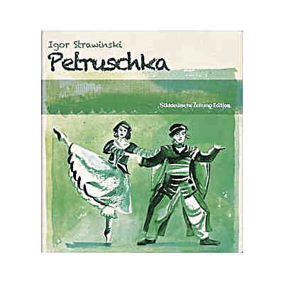 Petruschka, Audio-CD