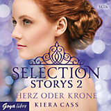 Selection Storys: Herz oder Krone, 3 Audio-CDs