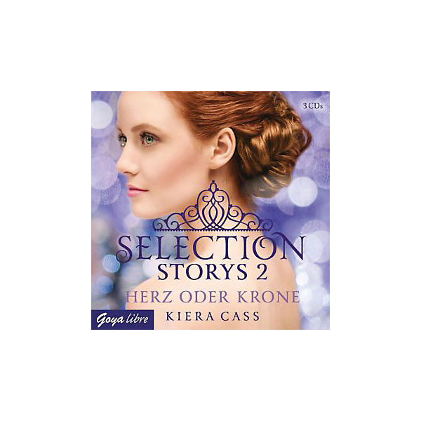 Selection Storys: Herz oder Krone, 3 Audio-CDs