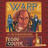 WARP - Der Klunkerfischer, 5 Audio-CDs