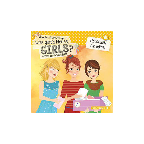 Was gibt's Neues, Girls, 2 Audio-CDs