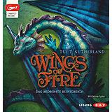 Wings of Fire - Das bedrohte Königreich, 1 MP3-CD