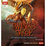 Wings of Fire - Die Prophezeiung der Drachen, MP3-CD