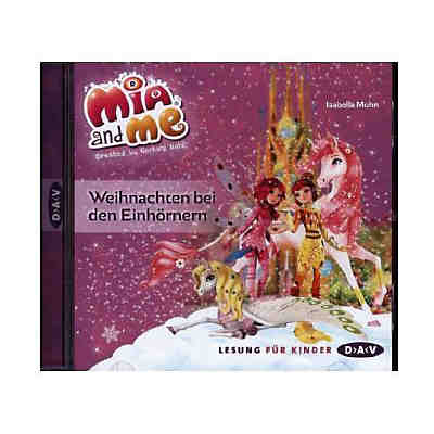 mia and me das weihnachtsfest der elfen 1 audio cd. Black Bedroom Furniture Sets. Home Design Ideas