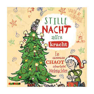 Stille Nacht - alles kracht, 1 Audio-CD