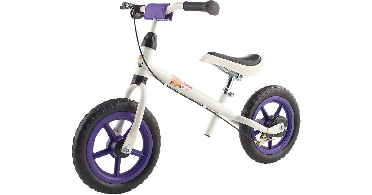 Laufrad Speedy Pablo, 12,5 Zoll lila