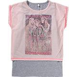 T-Shirt 2 in 1 für Mädchen