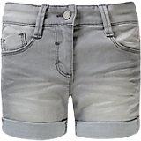 Jeansshorts für Mädchen, Bundweite REG