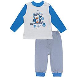 Пижама для мальчика КотМарКот